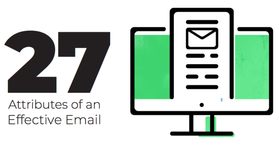 27 Attributes of an Effective Email