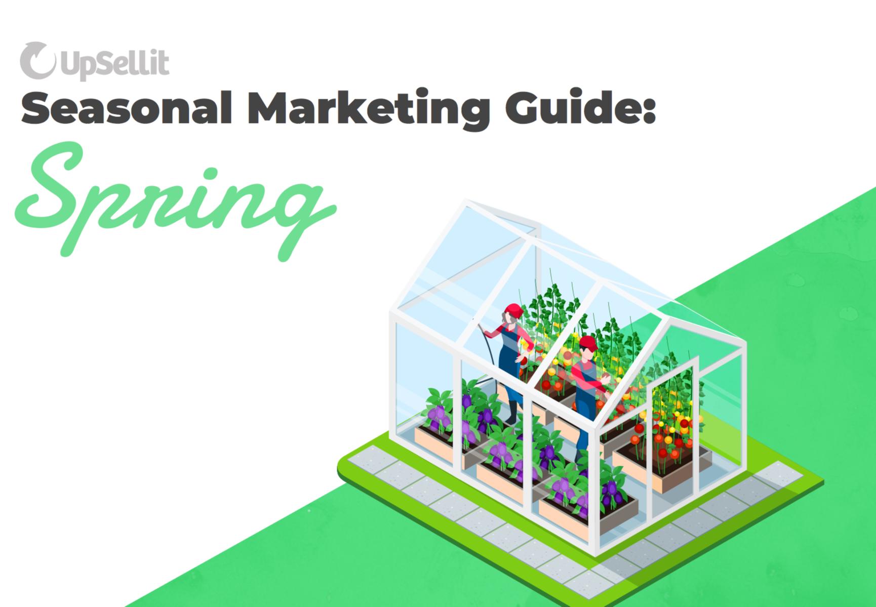 Seasonal Marketing Guide Spring