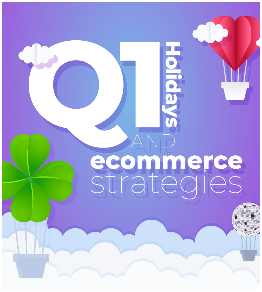 Leveraging Q1 Holidays to Create Ecommerce Strategies