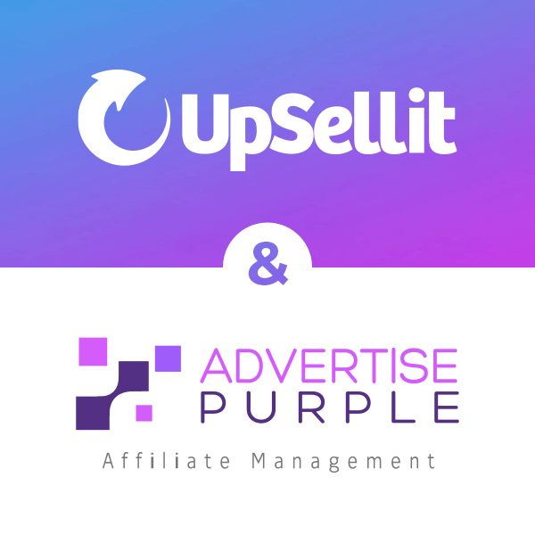 UpSellit and Advertise Purple